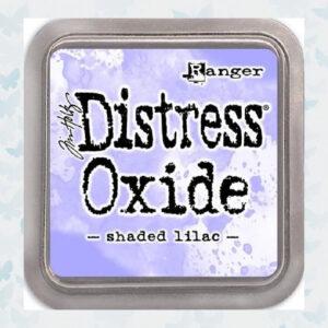 Ranger Distress Oxide - Shaded Lilac TDO56218 Tim Holtz