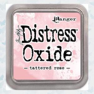 Ranger Distress Oxide - Tattered Rose TDO56263 Tim Holtz