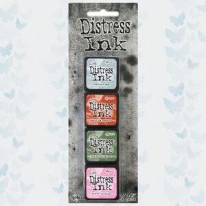 Ranger Distress Mini Ink Kit N°16 TDPK76339 Tim Holtz