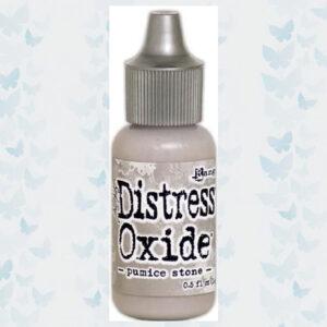 Ranger Distress Oxide Re- Inker 14 ml - Pumice Stone TDR57246 Tim Holtz