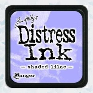Ranger Distress Ink pad - Shaded Lilac TIM34957