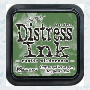 Ranger Distress Ink Pad - Rustic Wilderness TIM72805 Tim Holtz