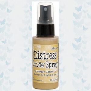 Ranger Distress Oxide Spray - Antique Linen TSO67542 Tim Holtz