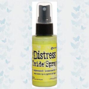 Ranger Distress Oxide Spray - Squeezed Lemonade TSO67900