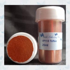 Veerle's embossing poeder Toffee VP115 - 20 ml