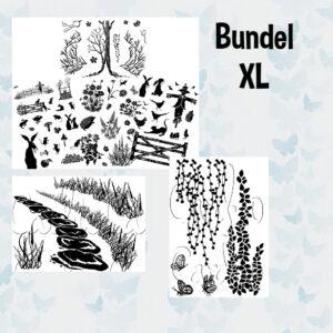 Card-io Stamps Field Collectie XL Bundel XL-BUNCOL2021-07