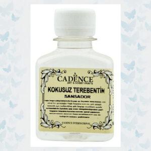 Cadence Geurloze Terpentine 100 ml