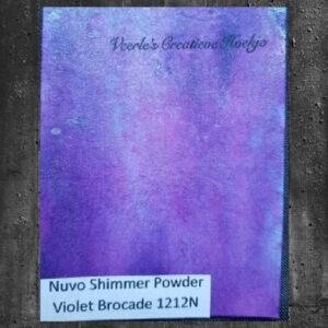 Nuvo Shimmer powder - Violet Brocade 1212N
