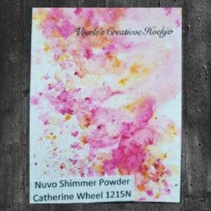 Nuvo Shimmer powder - Catherine Wheel 1215N