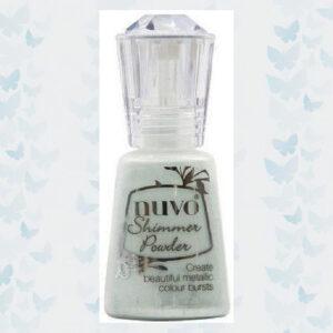 Nuvo Shimmer powder - Jade Fountain 1222N