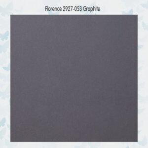 Florence Cardstock Glad Grafiet 2927-053