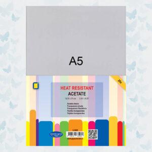 JEJE Acetate Sheets Hittebestendig A5 (3.1035)
