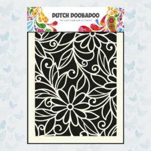 Dutch Doobadoo Dutch Mask Art Flower Swirl 470.715.010