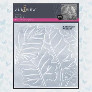 Altenew 3D Embossing Folder Alocasia ALT6123