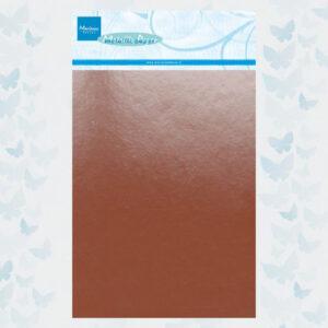 Marianne Design Metallic Papier Koper CA3138