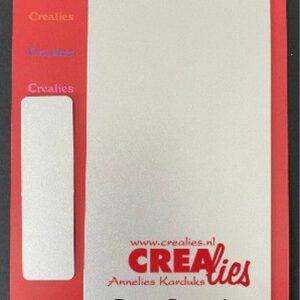 Crealies Mixed Media metalen pasta spatel groot en klein CLMM99