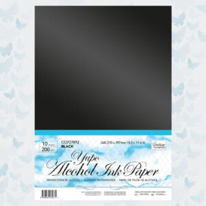 Couture Creations Yupo Paper Black (CO727892)