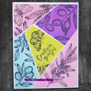 Marianne Design Clear Stamps Creatieve groetjes CS1071