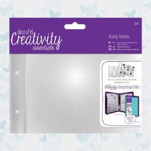 Docrafts A6 Stamp Pockets 6pcs DCE 105902