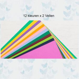 Heffy Doodle Multipack Mix-2 Letter Size Cardstock HFD-MCCMIX2