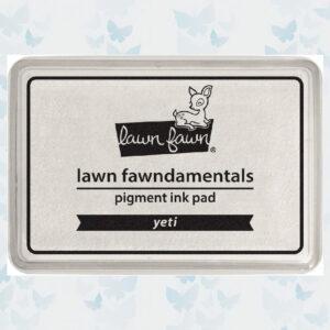 Lawn Fawn Pigment Ink Pad Yeti (LF1003)