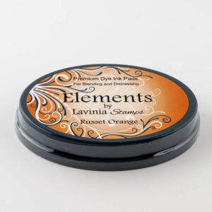 Lavinia Elements - Premium Dye Ink – Russet Orange LSE-17