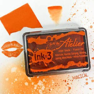 Atelier Marigold Orange - Artist Grade Fusion Ink Pad
