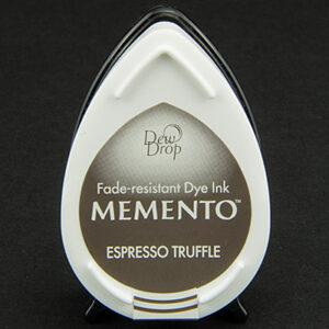 Memento Dew Drop inktkussen Espresso Truffle MD-000-808