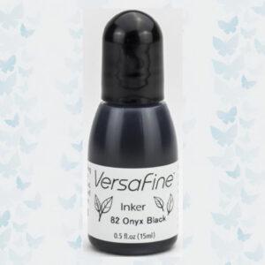 VersaFine Re-inker Onyx Black RF-082