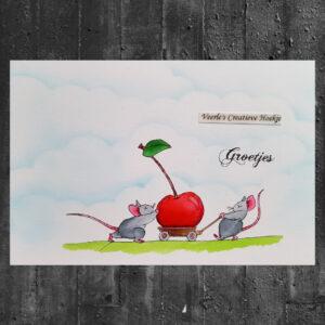 AALL&Create Stamp Set 169 - Cheesy Wishes