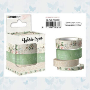 Studio Light Washi Tape Another Love Story nr.1 SL-ALS-WASH01