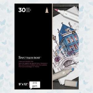 Spectrum Noir Premium Marker Paper Pad (SPECN-MPAD9)