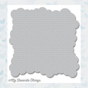 My Favorite Things Stencil Mini Cloud (ST-100)