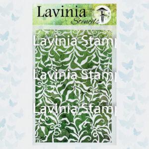 Lavinia Stencil Foliage ST006