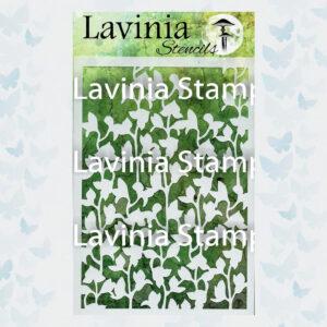 Lavinia Stencil Orchid ST009