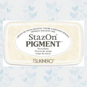 StazOn Pigment Ink Snowflake SZ-PIG-001