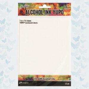 Ranger Alcohol Ink Yupo Paper Translucent TAC49722
