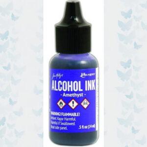 Ranger Alcohol Ink - Amethyst TAL52579 Tim Holz