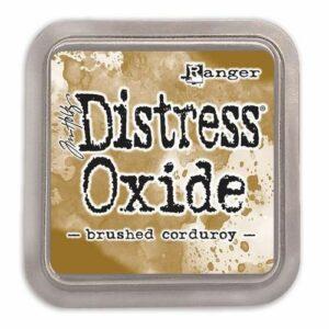 Ranger Distress Oxide - Brushed Corduroy TDO55839 Tim Holtz