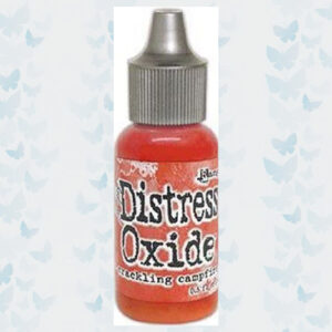 Ranger Distress Oxide Re-Inker 14 ml - Crackling Campfire TDR72324 Tim Holtz