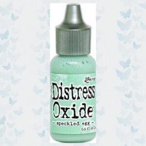 Ranger Distress Oxide Re-Inker 14 ml - Speckled Egg TDR72553 Tim Holtz