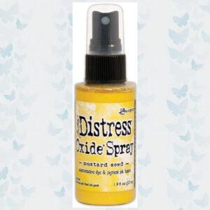 Ranger Distress Oxide Spray - Mustard Seed TSO67771