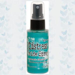 Ranger Distress Oxide Spray - Peacock Feathers TSO67795