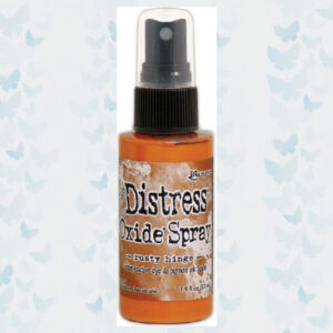 Ranger Distress Oxide Spray - Rusty Hinge TSO67832
