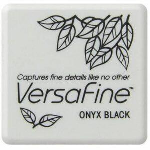 Versafine Mini inktkussen Onyx black VF-SML-082