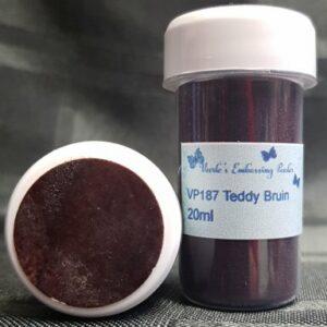 Veerle's embossing poeder Teddy Bruin VP187 - 20 ml