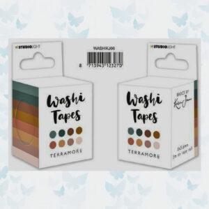 Studio Light Washi Tape Basics by Karin Joan nr.6 WASHIKJ06