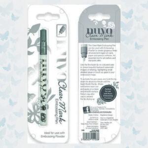 Nuvo Clear Embossing marker pen 103N
