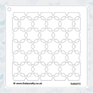 That's Crafty! Mask stencil - Is it a Cog? 107115