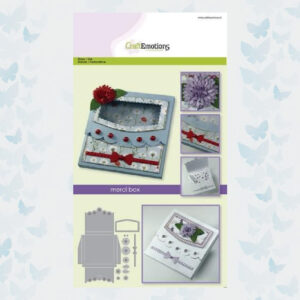 CraftEmotions Snijmal - Merci Box 115633/1503